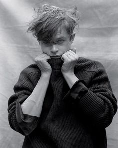 Dane DeHaan by Bruce Weber for The NY Times T Style