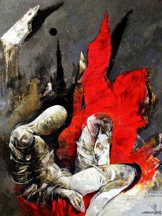 Paris Art Web - Painting - Artur Muharremi