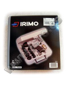"""Juego llave de impacto 1/2"""" IRIMO P800K #herramientas #bricolaje #taller #IRIMO"""