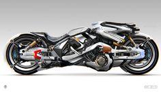 Moto Flaer 0.1 (W-CI-A) by Alexandr Pavlov