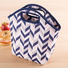 Our unique and stylish Bella Lunch Bag is great for carrying your lunch anywhere. The insulation keeps your food warmer for longer. It is perfect for work or school and it easily wipes clean.