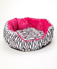 """"""" Give pooches the best of the best with this uber snuggly bed that's special for them. When playtime's over and it's time to relax, furry friends will have their own cushy spot  to nap surrounded in comfort.A bed with styles for you pet to sleep in, a bed that is, reversible , washable,  comfortable  """""""