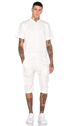 909041120c9 Mono Ghost One Piece Mens Coveralls