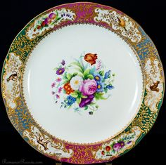 From The Romanovs tableware ~
