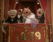 Statler and Waldorf/Gallery Statler And Waldorf, Kermit And Miss Piggy, Christmas Carol, Christmas Ornaments, Frappe Recipe, Sesame Street Characters, The Muppet Show, The Munsters, Jim Henson