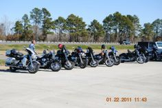 State HOG Rally Rolls In To Lafayette