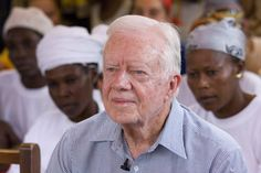 "Jimmy Carter: 'Losing My Religion For Equality' --- [Carter] penned an open letter, severing ties w the mega Southern Baptist Convention... after [its] leaders chose to take bible verses out of context and claim 'Eve' was responsible to for 'original sin,' and thus all women must be subservient to men... Carter states how the subjugation of women was not always a part of Christianity... ""It wasn't until the 4th century that dominant Christian leaders, all men, twisted and distorted Holy..."""