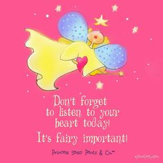 Listen to your heart ~ Princess Sassy Pants & Co