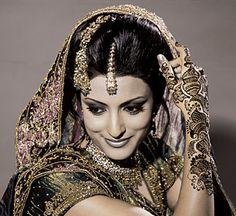 india brides | in context of an indian bride mehndi is believed to signify the ...