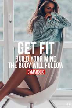 You want to get fit !?
