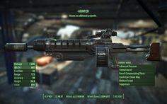 Fallout Tips, Fallout Art, Shadowrun, Borderlands, Video Games, Military Guns, Weapon, Nerd, Facts