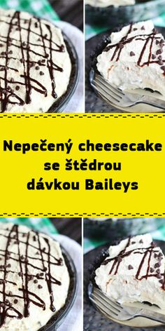 Cheesecake, Baileys, Baking Ingredients, Cookie Dough, Cookies, Crack Crackers, Cheesecakes, Biscuits, Cookie Recipes