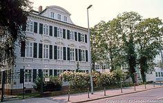 Richard Meier Frankfurt Museum villa meztler
