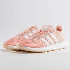 673bd44eae2c61 adidas originals Damen Sneaker Flashback in rosa 304194