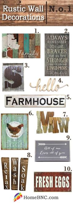 DIY Home Decor smart examples for creative thinkers, note ref 3102640178 - Read these notes. diy home decor rustic wall dazzling pin tip suggested on this day 20190111 Rustic Wall Decor, Rustic Walls, Rustic Signs, Farmhouse Decor, Upcycle Home, Upcycled Home Decor, Diy Home Decor, Family Wall Art, Style Rustique