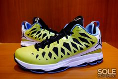 new styles f6960 1bed0 Jordan CP3.VI  Nitro Pack  - Atomic Green. Fast and Aggressive. Inspired by  Paul s love for fast cars and LA s street racing scene.  basketball   sneakers ...
