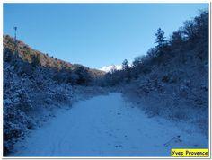 Les Mées - Malijai avec la neige - 8 décembre 2012 - Yves en Provence - Picasa Albums Web