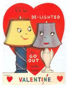 cute and weird vintage valentines- flickr steam