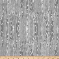 Joel+Dewberry+True+Colors+Wood+Grain+Grey from @fabricdotcom  Designed+by+Joel+Dewberry+for+Free+Spirit,+this+cotton+print+fabric+is+perfect+for+quilting,+apparel,+crafts,+and+home+decor+items.