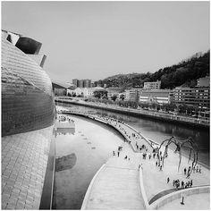 Back to Bilbao. Hasselblad Biogon lens w/Voigtlander viewfinder w/Acros Shot at and EV 14 handheld. Bilbao, Love Photography, Vietnam, Lens, Louvre, Culture, Film, Travel, Movie