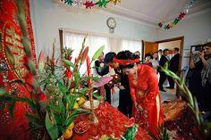 Vietnamese Tea Ceremony   St Vincent's Catholic Church Ashfield   Rhodes Phoenix Restaurant   Sydney Wedding Photographer :: Vincent Lai
