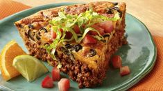 Need a new family meal with ground beef? Try a chili and cheese combo you can have in the oven in a snap.