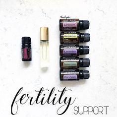 For millennia, essential oils have been loved and trusted to support a woman's body for every phase, cycle and stage. My baby is THREE, and while I really love privacy in this day and age, I thought I'd let you know my heart is resting on adding another babe to our family. So, what better way to prepare than to begin some essential oil and nutrition focus to ready my body! Try this roller ball blend if you're in the same boat as I am. ⛵️ Fertility Support Blend: 12 drops Clary Sage 10 dr...