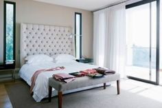headboard & linen by roji