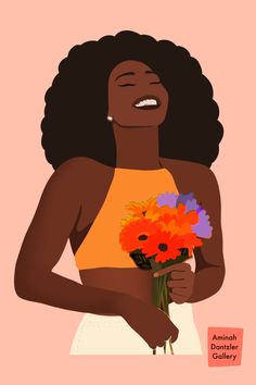 Beautiful Black Girl, Black Girl Art, Black Women Art, Art Girl, Black Art, Black Girl Aesthetic, Aesthetic Art, Digital Art Beginner, Arte Black