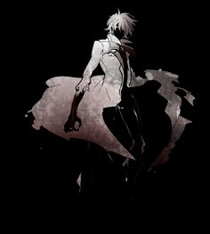 D. Gray-Man | Is this Allen or Neah??
