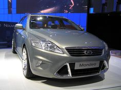 New Ford Mondeo Car Pictures 2014 Gallery - Car HD Wallpaper