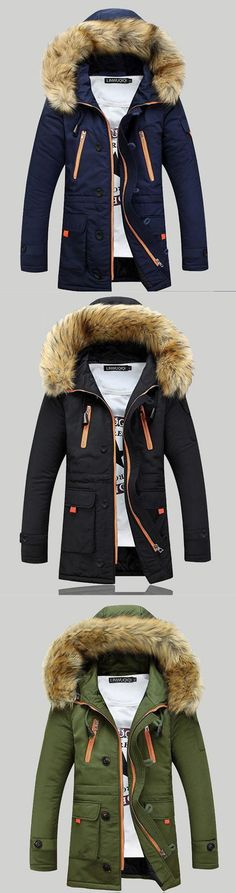 Men's Down Coat #fashionhoodiemens