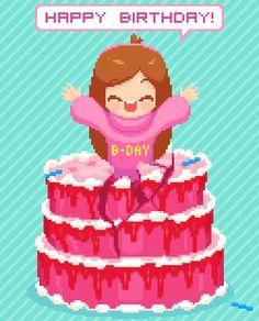 Mabel cake