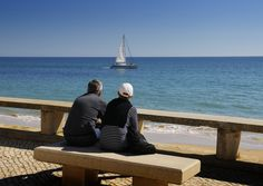 sail-watching at the algarve. fills your life with colors.