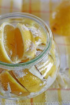 Salt Lemon