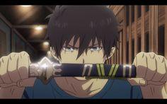 Rin Okumura || Ao no Exorcist / Blue Exorcist || 2x07