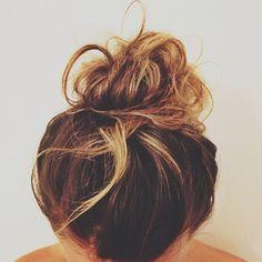 beachy bun