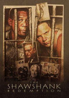 The Shawshank Redemption 27x40 Movie Poster (1994)