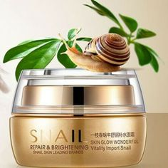 Net content: 50 ml Efficacy: shrink the pores, moisturize, lighten the complexion, revitalize the skin, control the oil, moisturize. Whitening Skin Care, Anti Wrinkle, Snail, Glowing Skin, Anti Aging, Moisturizer, Face, Ebay