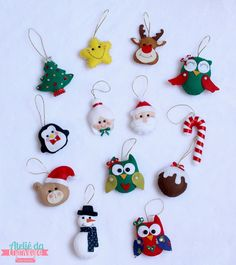 1 million+ Stunning Free Images to Use Anywhere Christmas Tree Toy, Felt Christmas Ornaments, Christmas Themes, Christmas Wreaths, Christmas Crafts, Christmas Decorations, Felt Crafts, Holiday Crafts, Diy And Crafts