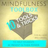 Mindfulness Activities for Self-Regulation, Focus & Relati