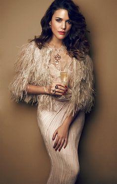 HOLA FASHION. ADRIANA UGARTE on Fashion Served