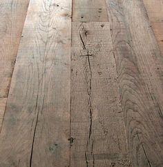 WAXED FLOORS | Reclaimed Oak Toulouse