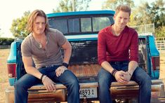Florida Georgia Line's Tyler Hubbard and Brian Kelley