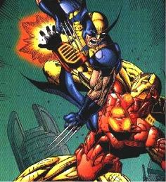 The Wolverine vs Iron Man - See best of PHOTOS of the WOLVERINE film  http://www.wildsoundmovies.com/the_wolverine_vs_iron_man.html