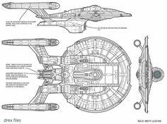 NX - 01 S.S Enterprise Refit