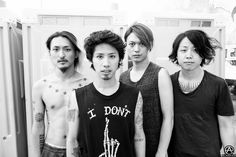 """matsumama: """"One Ok Rock - Warped Tour 2014 Photos by the AMAZING Adam Elmakias This is too much to take in at 3 in the morning! Feels like I need to learn how to breathe again!! These photos are..."""