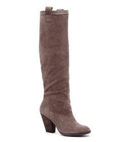 rumer suede boot, $129.95, solesociety.com