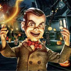 Haunted Halloween, Halloween 2018, Goosebumps 2, Slappy The Dummy, Dark Spirit, Chucky, Selena Gomez, Movie Tv, Tv Shows