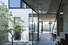 apollo architects and associates | edge home, sendai, japan (photo by masao nishikawa)